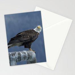 Bald Eagle of Resurrection Bay, No. 2 Stationery Cards