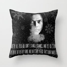 Elliot Alderson Throw Pillows For Any Room Or Decor Style Society6
