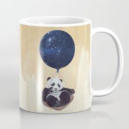 Panda in space Coffee Mug