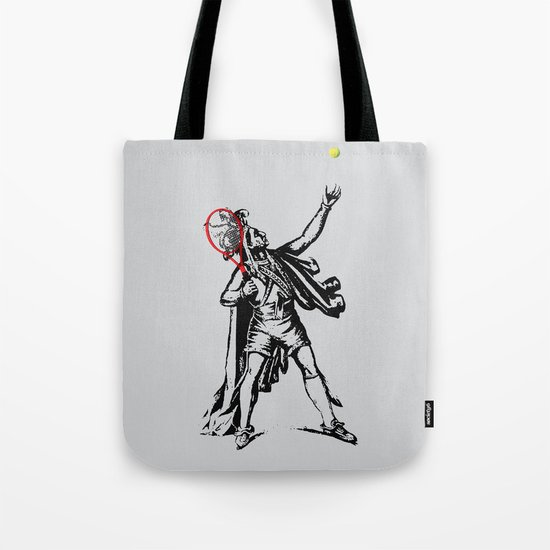 Chief of The Court Tote Bag