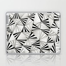 Party Triangles Laptop & iPad Skin