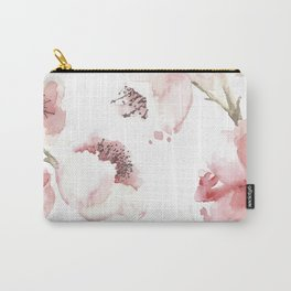 Under the Cherry Blossom Tree Carry-All Pouch