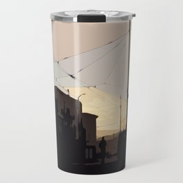 Sunset, San Francisco  Travel Mug