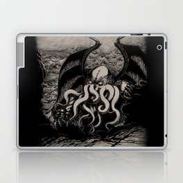 The Rise of Great Cthulhu Laptop & iPad Skin