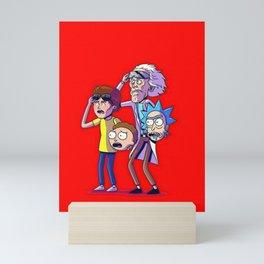 Sitcom Film  Mini Art Print