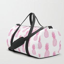 Light Pink Pineapple Sporttaschen