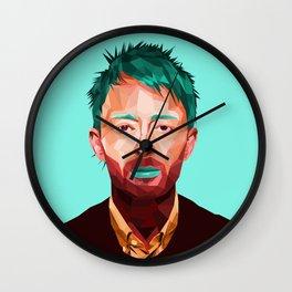 Thom Yorke Wall Clock