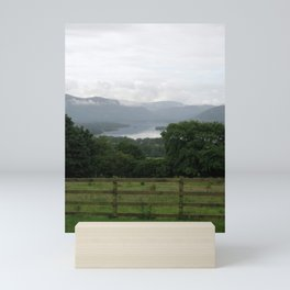 Irish Lough Mini Art Print