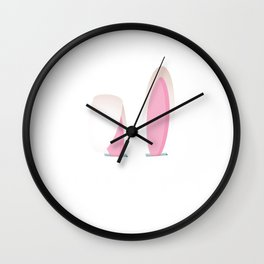 Have A Happy Easter Day Wall Clock