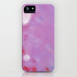 Tekapo 4  iPhone Case