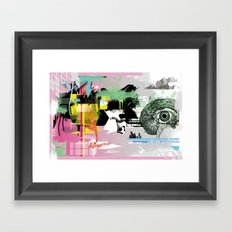 Cultivate Your Assets  Framed Art Print
