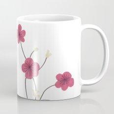 Armenian Cranesbill Flower Coffee Mug