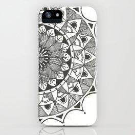 Zoya 1 iPhone Case