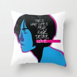 Sunbak my SunShine Throw Pillow