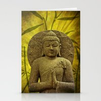 asia Stationery Cards featuring Asia Feeling  by Angela Dölling, AD DESIGN Photo + Photo