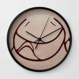 Colloquy Wall Clock