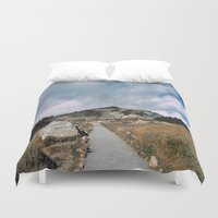 skyline Duvet Covers featuring Skyline by Andrew Rincon