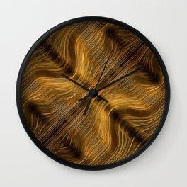 Kasbah I Wall Clock