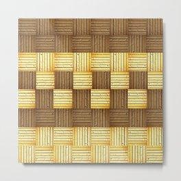It's Bamboo Time Metal Print