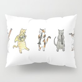Meowtet Pillow Sham
