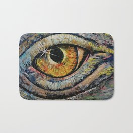 Awakened Dragon Bath Mat