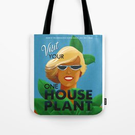 Visit Your One House Plant Tote Bag