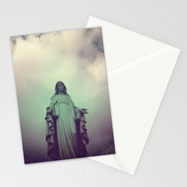 Virgin Mary Stationery Cards