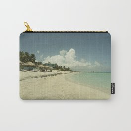 The Beach at Varadero  Carry-All Pouch