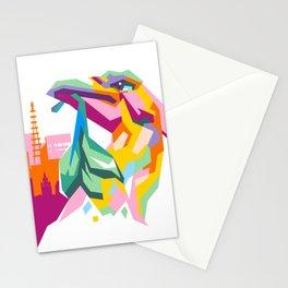 LIVERBIRD WPAP Stationery Cards