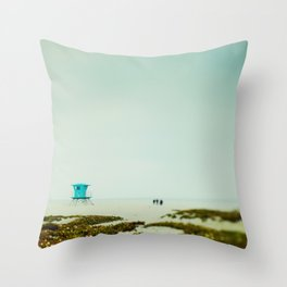 Afternoon Haze Throw Pillow