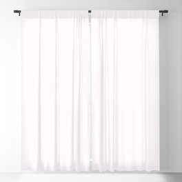 Pale Wisteria White 2018 Fall Winter Color Trends Blackout Curtain