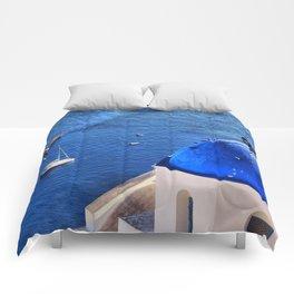 Santorini 14 Comforters