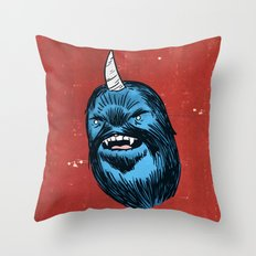 Completely Serious Throw Pillow