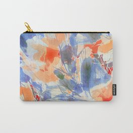Yellow Willows Carry-All Pouch