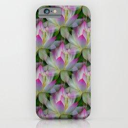 Loving Lotuses... iPhone Case