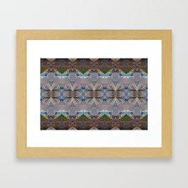 Joffre Patterns Framed Art Print
