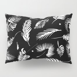 Minimalistic digital painting Pillow Sham