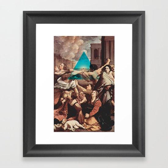 ira Framed Art Print