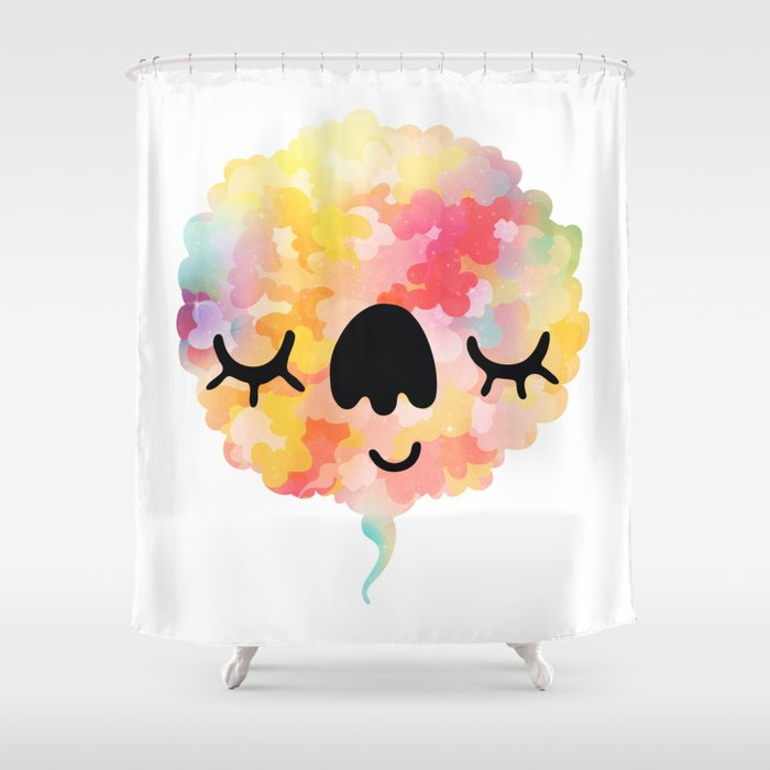 Milomani Shower Curtain