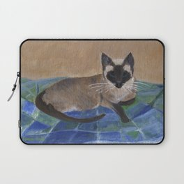 Siamese Napping Laptop Sleeve