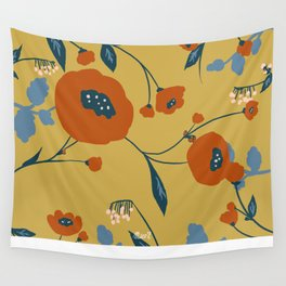 Jeunes pousses - I Wall Tapestry