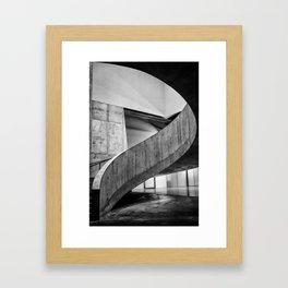 Spiral (Tate Modern, London) Framed Art Print