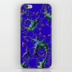 Blue Joy iPhone & iPod Skin