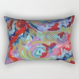 Kundalini Rising Rectangular Pillow