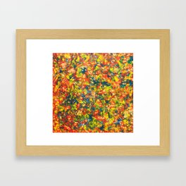 Lolly Land Framed Art Print