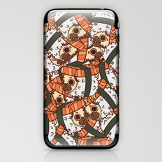 Puglie Salmon Sushi iPhone & iPod Skin