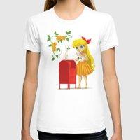 sailor venus T-shirts featuring Retro Sailor Venus by Crimson Pumpkin