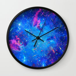 Bloo Wall Clock