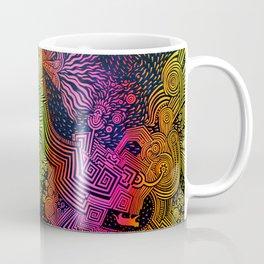 cattastic night escapade Coffee Mug