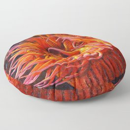 Sea Anemone Floor Pillow